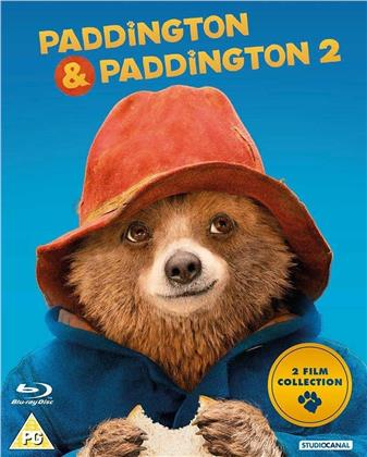 Paddington (2014) & Paddington 2 (2017) (2 Blu-ray)