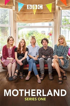 Motherland - Series 1 (BBC)