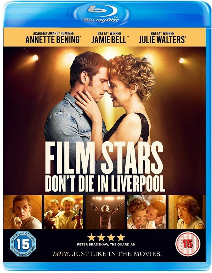 Film Stars Don't Die in Liverpool (2017)