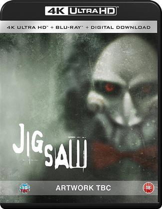 Jigsaw (2017) (4K Ultra HD + Blu-ray)