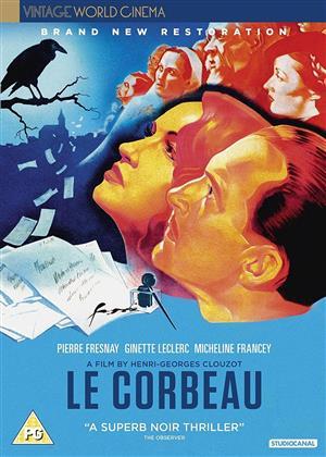 Le Corbeau (1943) (Vintage World Cinema, Restaurierte Fassung)