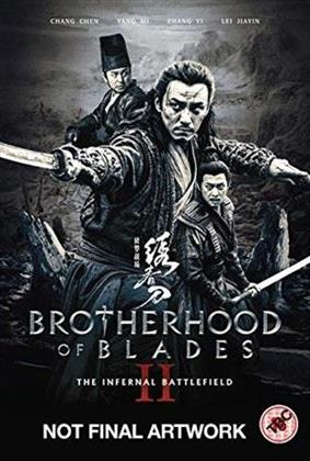 Brotherhood of Blades 2 - The Infernal Battleground (2014)
