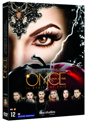Once Upon a Time - Il était une fois - Saison 6 (6 DVDs)