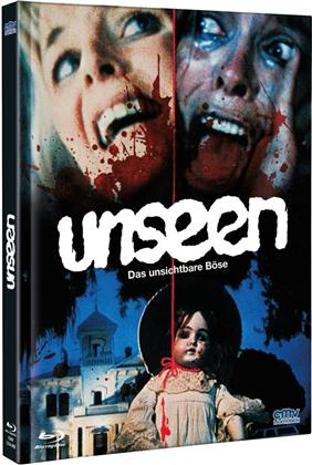 Unseen - Das unsichtbare Böse (1980) (Cover B, Edizione Limitata, Mediabook, Blu-ray + DVD)