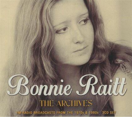Bonnie Raitt - The Archive (3 CDs)