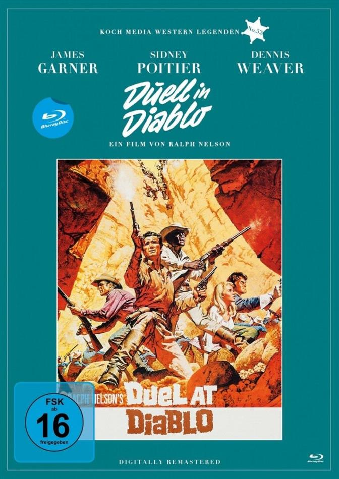 Duell in Diablo (1966) (Western Legenden, Digibook, Remastered)