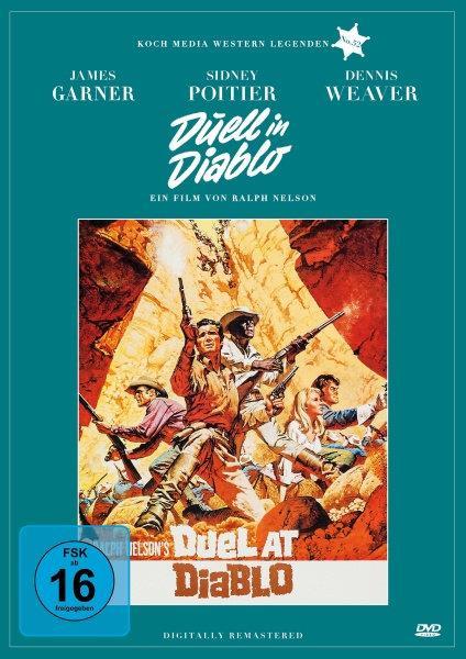 Duell in Diablo (1966) (Western Legenden, Digibook)
