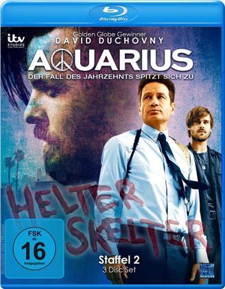 Aquarius - Staffel 2 (3 Blu-rays)