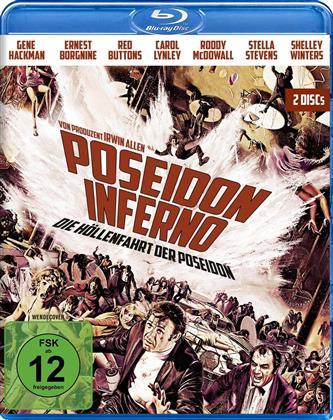 Poseidon Inferno - Die Höllenfahrt der Poseidon (1972) (Blu-ray + DVD)