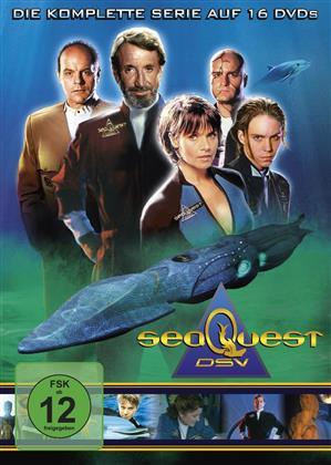SeaQuest DSV - Die komplette Serie (16 DVDs)