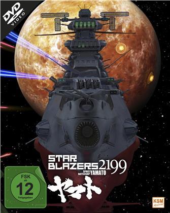 Star Blazers 2199 - Space Battleship Yamato - Vol. 1 (+ Sammelschuber, Digibook)