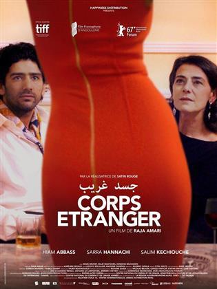 Corps étranger (2016)