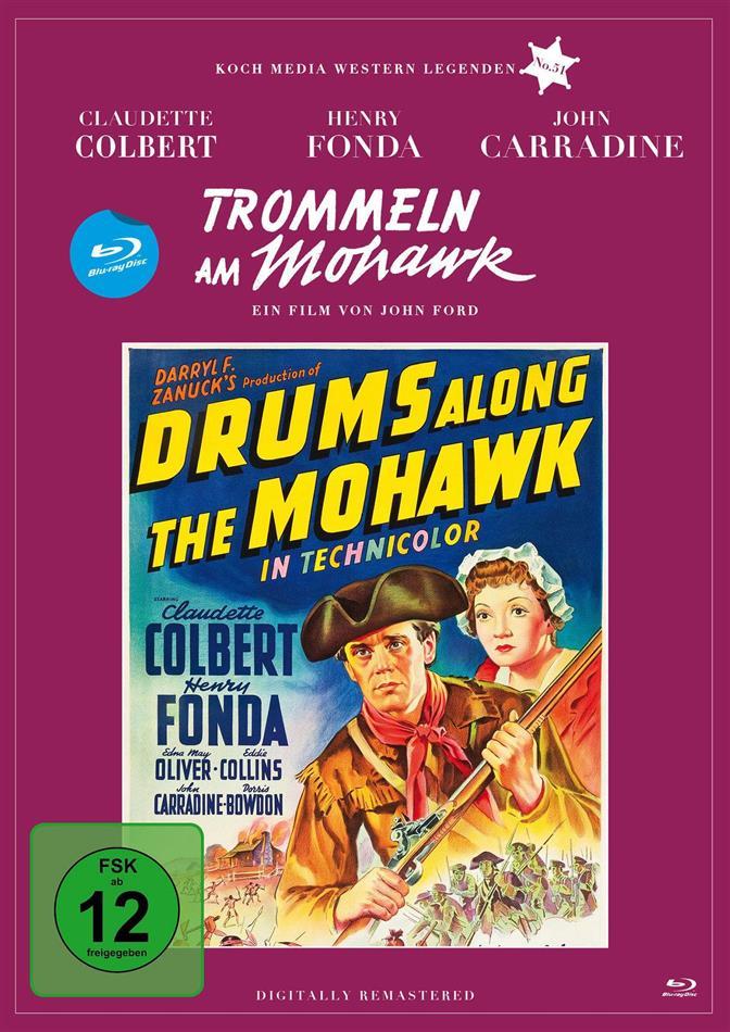 Trommeln am Mohawk (1939) (Western Legenden, Digibook, Versione Rimasterizzata)