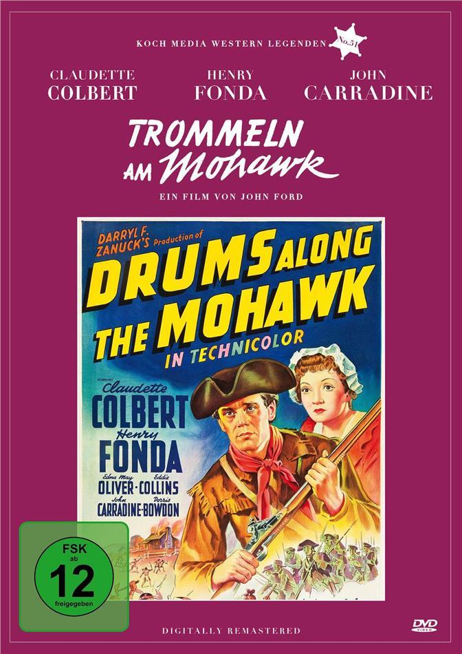Trommeln am Mohawk (1939) (Western Legenden, Digibook)