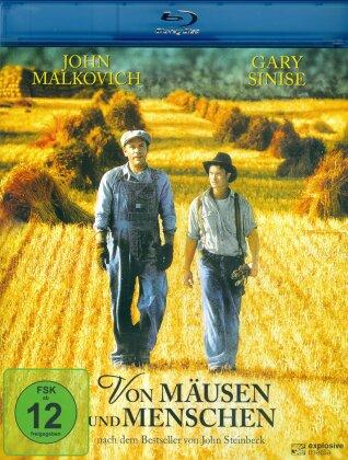 Von Mäusen und Menschen (1992) (Schuber, Blu-ray + DVD)