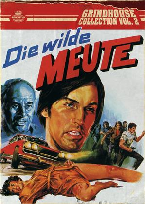 Die wilde Meute (1975) (Grindhouse Collection, Limited Edition, Uncut, Blu-ray + DVD)