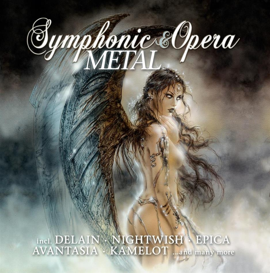 Symphonic & Opera Metal (LP)