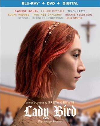 Lady Bird (2017) (Blu-ray + DVD)