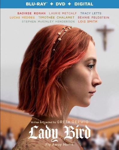 Lady Bird (2017) (Blu-ray + DVD)