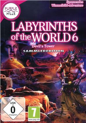 Labyrinths of the World 6 - Devil's Tower (Sammleredition)