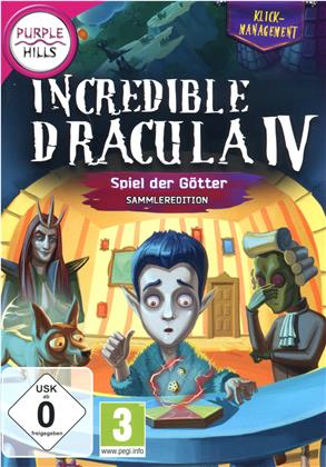 Incredible Dracula 4 - Spiel der Götter