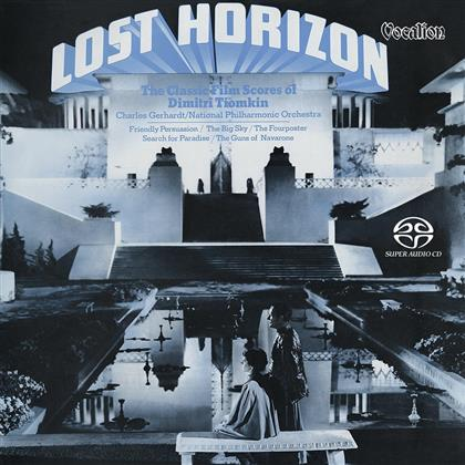 Dimitri Tiomkin, Charles Gerhardt & National Philharmonic Orchestra - Lost Horizon: The Classic Film Scores of Dimitri Tiomkin & The Thing from Another World Suite (SACD)