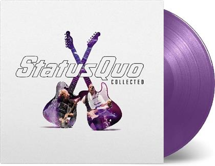 Status Quo - Collected (Limited Edition, Purple Vinyl, 2 LPs)