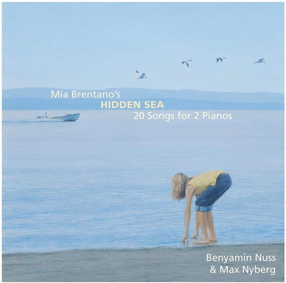 Benyamin Nuss, Max Nyberg & Mia Brentano - Hidden Sea
