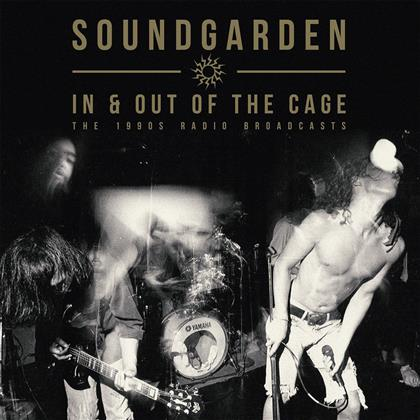 Soundgarden - In & Out Of The Cage - 1990 Radio Broadcasts (2 LPs)