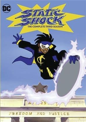 Static Shock - Season 3 (2 DVDs)