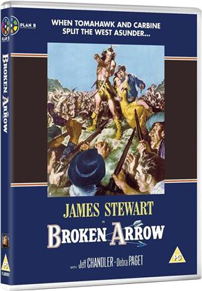 Broken Arrow (1950) (DualDisc, Blu-ray + DVD)