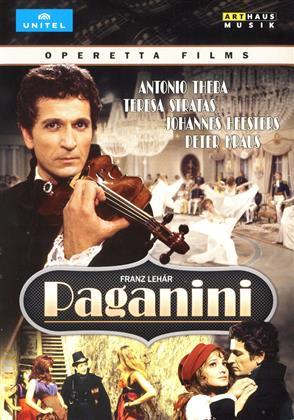 Paganini (Arthaus Musik, Unitel Classica)