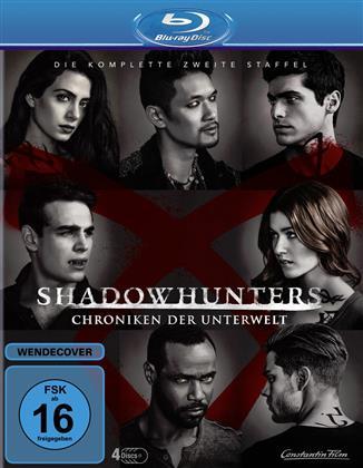 Shadowhunters - Chroniken der Unterwelt - Staffel 2 (4 Blu-rays)