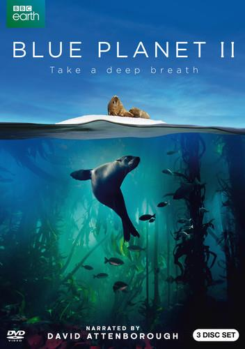 Blue Planet 2 - Take a deep breath (2017) (BBC Earth, 3 DVD)