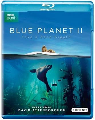 Blue Planet 2 - Take a deep breath (2017) (BBC Earth, 3 Blu-rays)