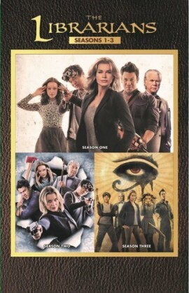 The Librarians - Seasons 1-3 (6 DVDs)