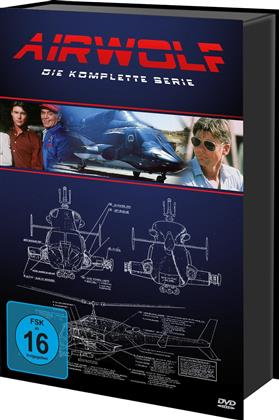 Airwolf - Die komplette Serie (21 DVDs)