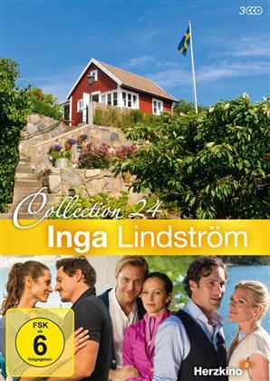 Inga Lindström 24 (3 DVDs)