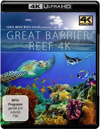 Great Barrier Reef (4K Ultra HD + Blu-ray)