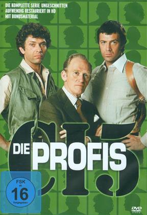 Die Profis - Die komplette Serie (Restaurierte Fassung, Uncut, 21 DVDs)