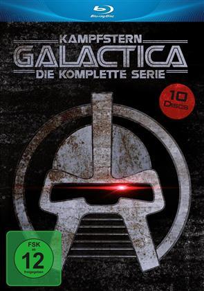 Kampfstern Galactica - Die komplette Serie (1978) (9 Blu-rays + DVD)