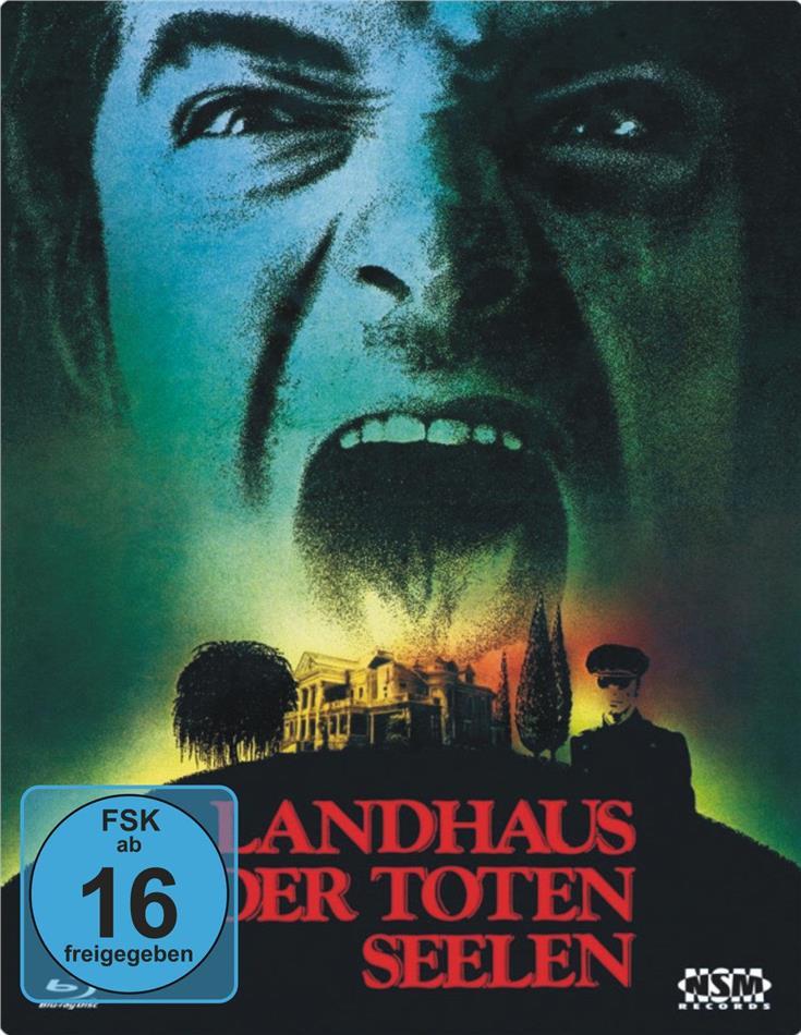 Landhaus der toten Seelen (1976) (FuturePak, Lenticular, Steelbook, Uncut)