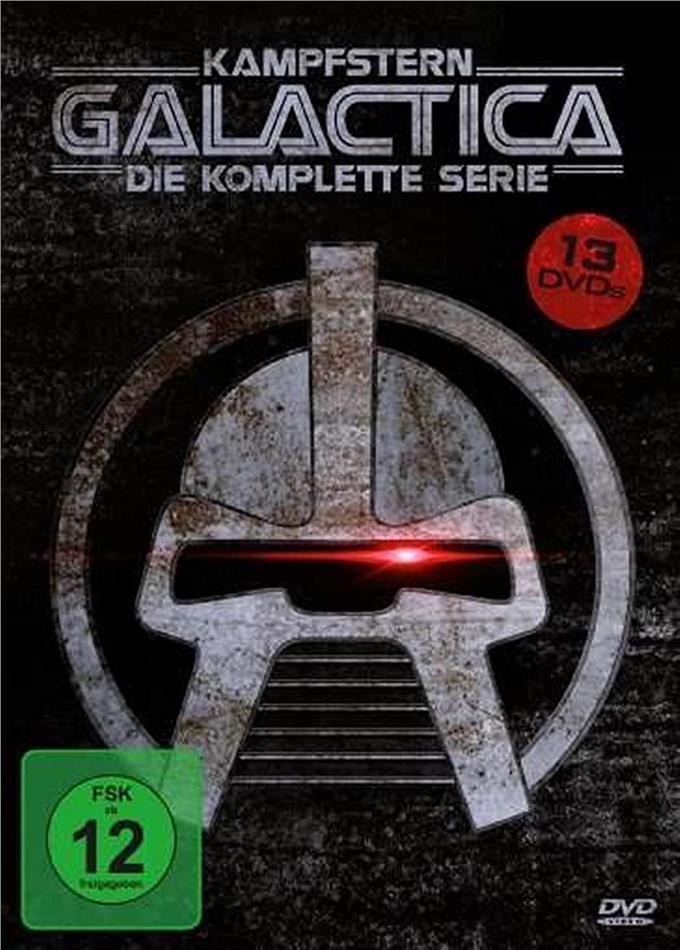 Kampfstern Galactica - Die komplette Serie (1978) (13 DVDs)
