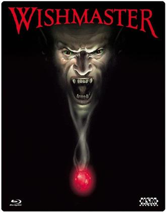 Wishmaster (1997) (FuturePak, Lenticular, Limited Edition, Uncut)