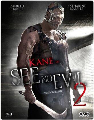 See No Evil 2 (2014) (FuturePak, Lenticular, Limited Edition, Uncut)