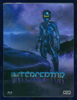 Interceptor (1986) (FuturePak, Lenticular, Uncut)