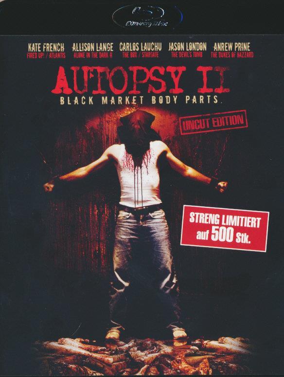 Autopsy 2 - Black Market Body Parts (2009) (Limited Edition)