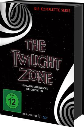 The Twilight Zone - Die komplette Serie (30 Blu-ray)