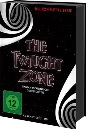 The Twilight Zone - Die komplette Serie (30 DVD)