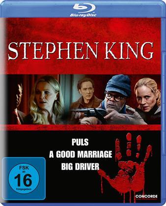 Stephen King - Puls / A Good Mariage / Big Driver (3 Blu-rays)
